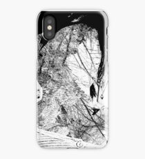 Faceless Barrista iPhone Case/Skin