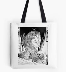 Faceless Barrista Tote Bag