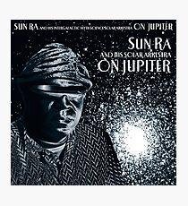 sun ra Photographic Print