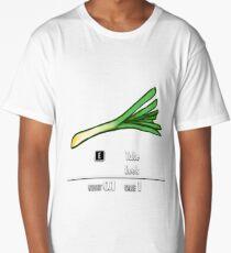 Take Leek Long T-Shirt