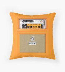 Cojín Amplificador de amplificador de color naranja