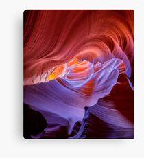 Antelope Canyon Canvas Print
