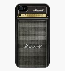 Black and gray color amp amplifier iPhone 4s/4 Case