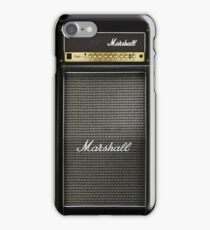 Black and gray color amp amplifier iPhone 7 Case