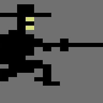 Zorro by idaspark
