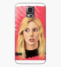 Britta Perry Case/Skin for Samsung Galaxy
