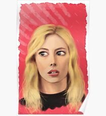 Britta Perry Poster