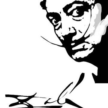 Salvador Dali von ImageNation