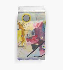 Wassily Kandinsky #1 Duvet Cover