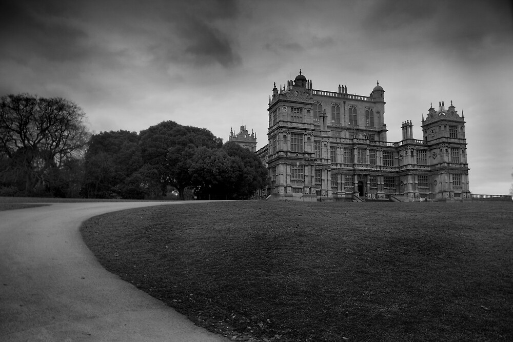 Wollaton Hall by James Wedge