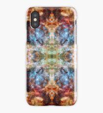 Space Mandala 04 iPhone Case/Skin