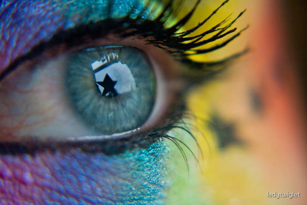 rainbow by ladytwiglet