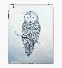 Snow Owl  iPad Case/Skin