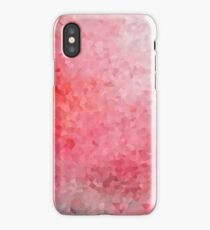 Pink Mosaic - Abstract Art  iPhone Case/Skin