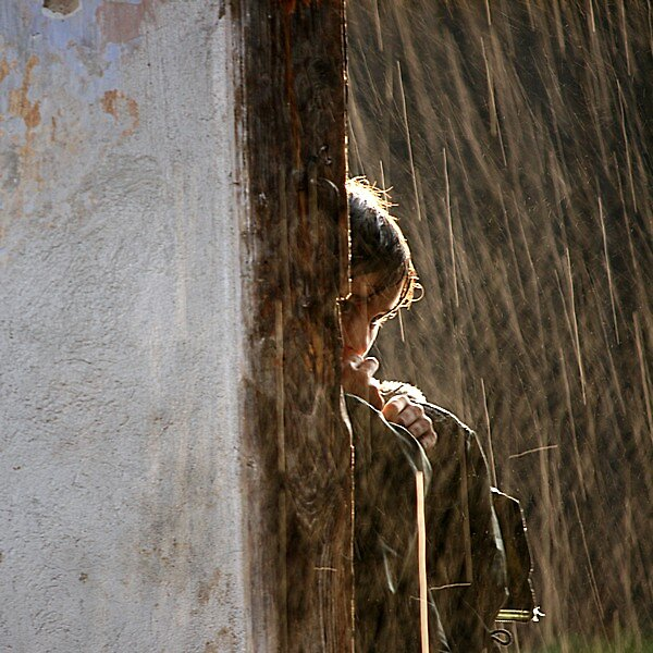 Her last summer rain by icst
