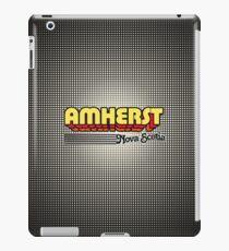 Amherst, Nova Scotia | Retro Stripes iPad Case/Skin