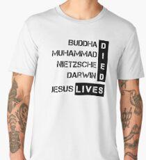 Jesus lives Men's Premium T-Shirt