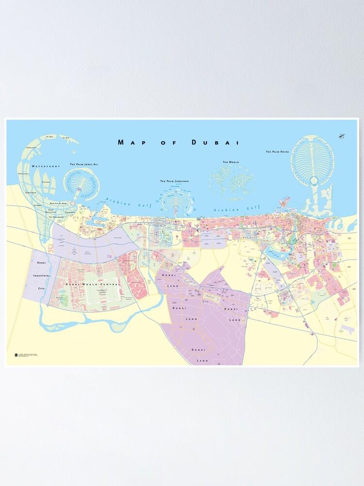 Dubai City Map - HD - United Arab Emirates (UAE) | Poster on abu dhabi, united emirates, map of uae and surrounding countries, map with states of uae, seven emirates, map in uae, burj khalifa, flag of uae emirates, united states of america, burj al-arab, map of uae cities, arabian emirates, dubai arab emirates, middle east, map abu dhabi uae, map eau, map of the uae, major products in uae emirates, saudi arabia, map showing deserts of uae, persian gulf, map with 7 emirates uae, ras al-khaimah, arabian peninsula,