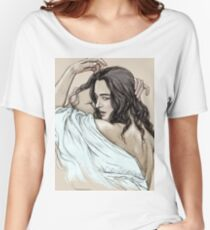 I'm for you - and my heaven is wherever you are Women's Relaxed Fit T-Shirt