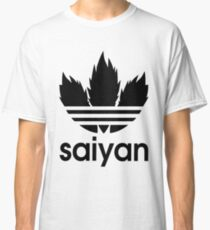 Saiyan - Dragon Ball Z Classic T-Shirt