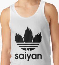 Saiyan - Dragon Ball Z Tank Top