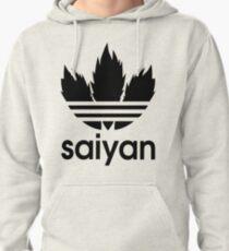 Saiyan - Dragon Ball Z Pullover Hoodie