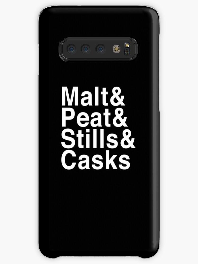 Malt Peat Stills Casks Caseskin For Samsung Galaxy By Eldram