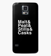 Malt & Peat & Stills & Casks Case/Skin for Samsung Galaxy