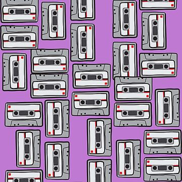 cassette tape by octopussgarden