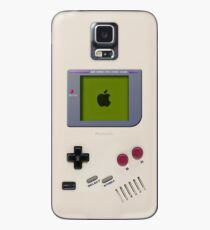 Classic old vintage Retro white milk gameboy gamewatch Case/Skin for Samsung Galaxy