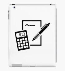 Office equipment iPad Case/Skin
