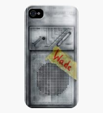 Classic Old vintage dirty dusty Walkman iPhone 4s/4 Case