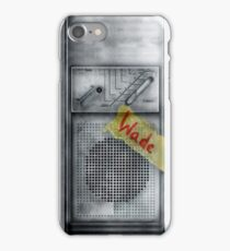 Classic Old vintage dirty dusty Walkman iPhone 7 Case