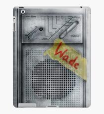 Classic Old vintage dirty dusty Walkman iPad Case/Skin