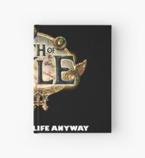 Path of Exile - Who needs a life anyway Hardcover Journal