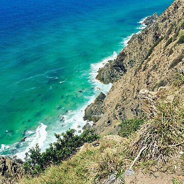 Byron Bay crystal waters  by Lozenga