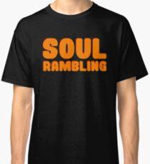 Cool Vintage Retro Soul Rambling Hippie T-Shirts Classic T-Shirt