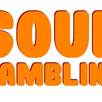Cool Vintage Retro Soul Rambling Hippie T-Shirts by MrAnthony88