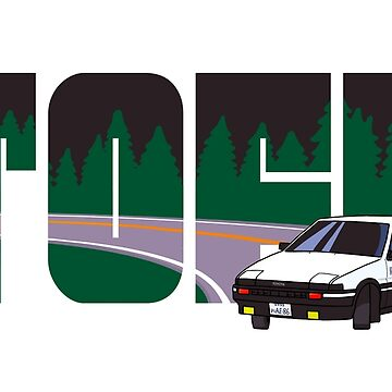 TOFU delivery - black by BGWdesigns