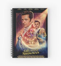 The Greatest Showman Spiral Notebook