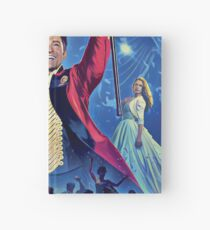 The Greatest Showman Hardcover Journal