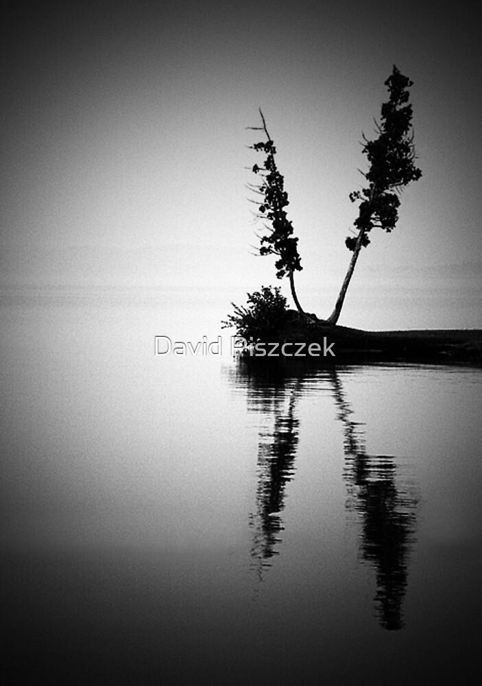 Cross Lake by David Piszczek
