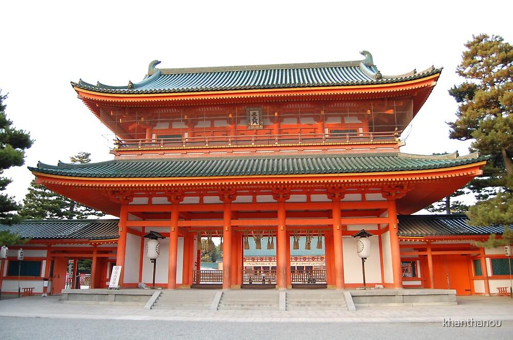Heian Shrine by khanthanou