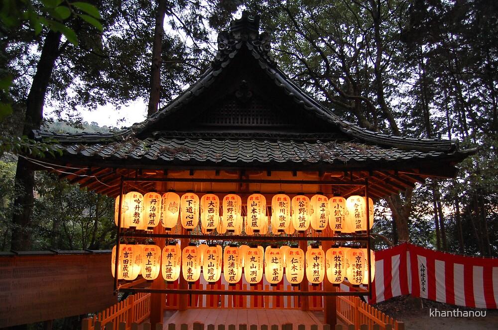 Kyoto by khanthanou