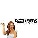 Rigga Morris by stevencraigart