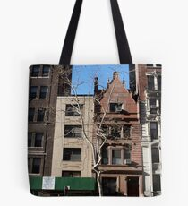 A Tree Grows In Brooklyn Tote Bag