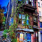 Cafe Cetinkaya - Istanbul by Peter Evans