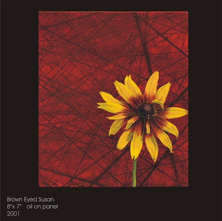 Brown Eyed Susan by Mary Hart