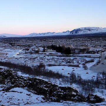 Iceland  by kittiemeow