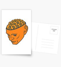 Bitcoin Cerebellum Postcards